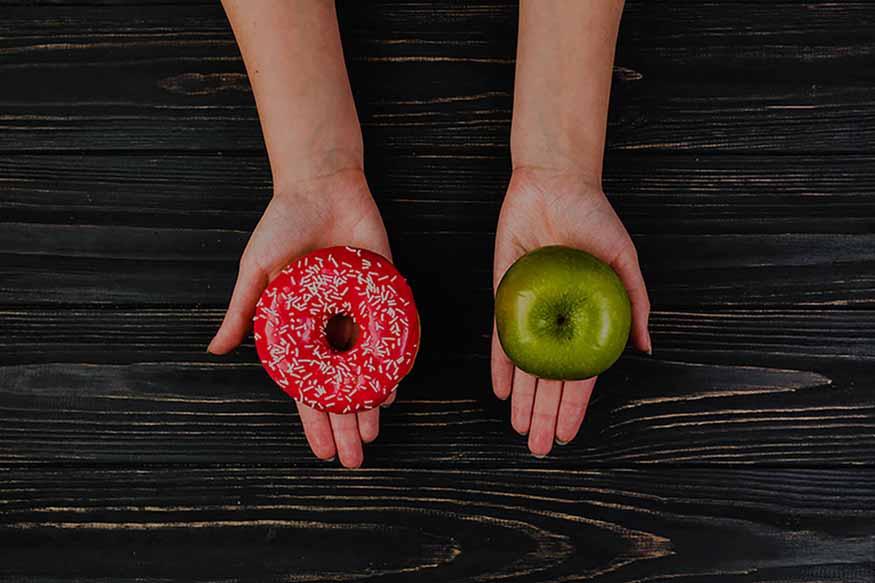 שינוי הרגלי אכילה לאוכל בריא
